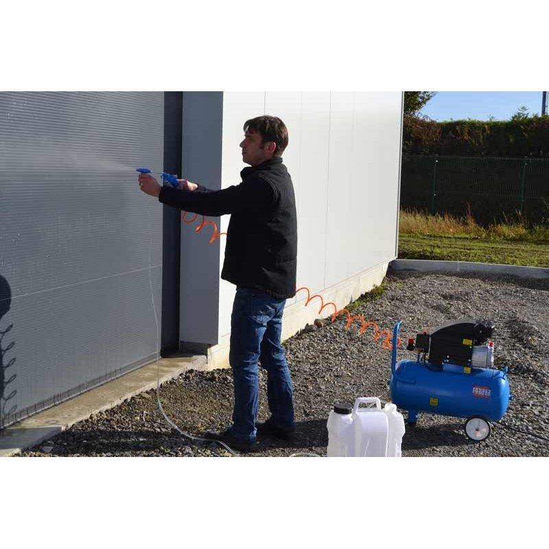 Chariot bidon 15 litres pour pulv risateur lectrique - Pulverisateur electrique toiture ...