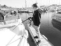 Dessalage bateau